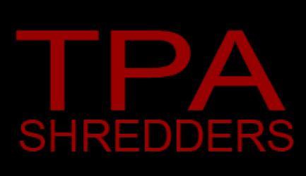 TPA Shredders